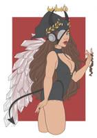 Lady IV by Bianca-M