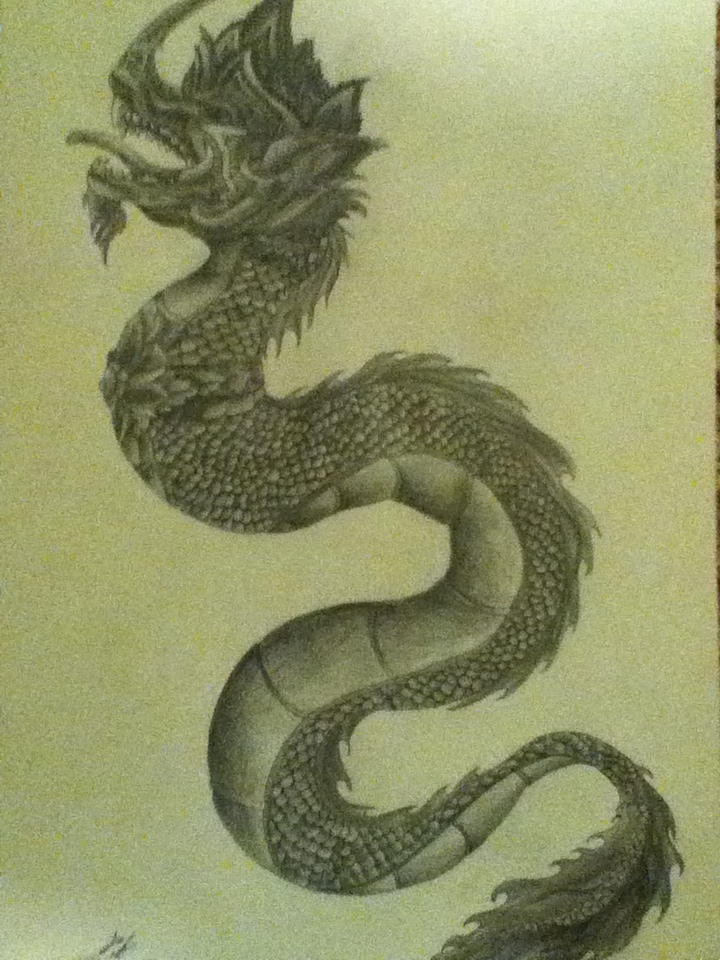 Naga laos tattoo design by wafflemistress on deviantart for Laos tattoo designs