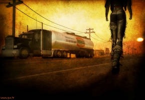 Highway to Hell by DarthIgorMortis