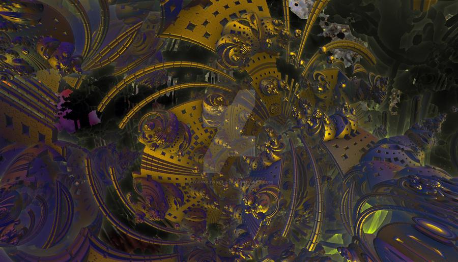 Time Space Discontinuum