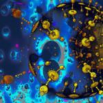 Interdimensional Spore Dispersion