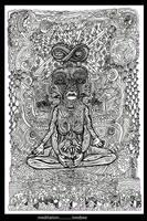 meditation by treebee