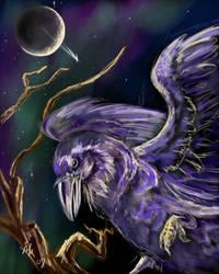 Hunter's Raven