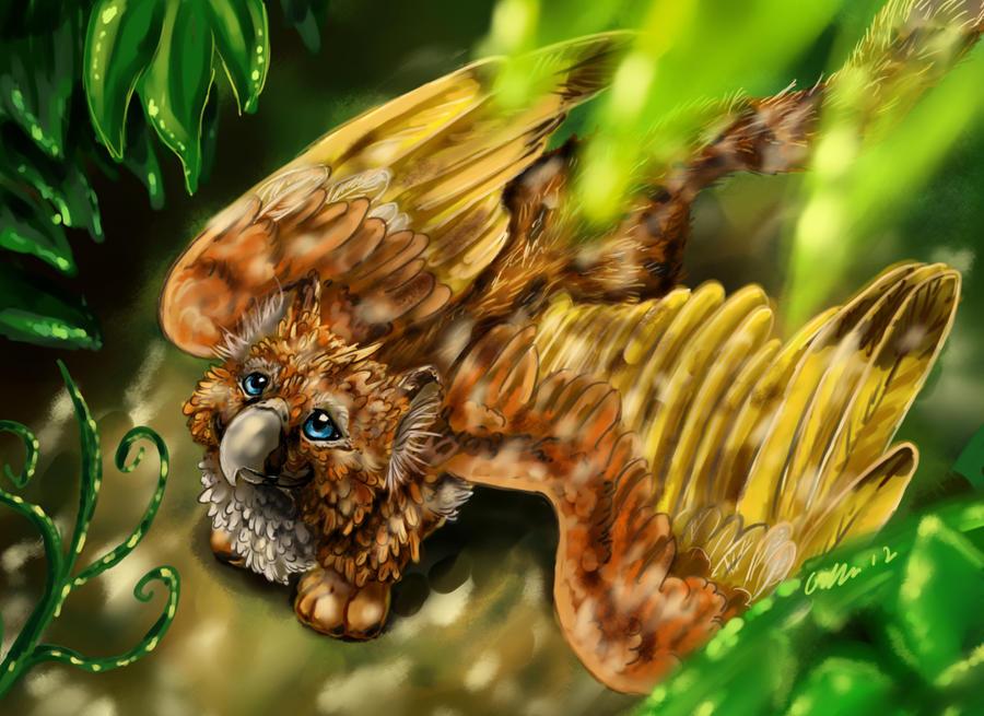 Jungle Griff by SilverFlight