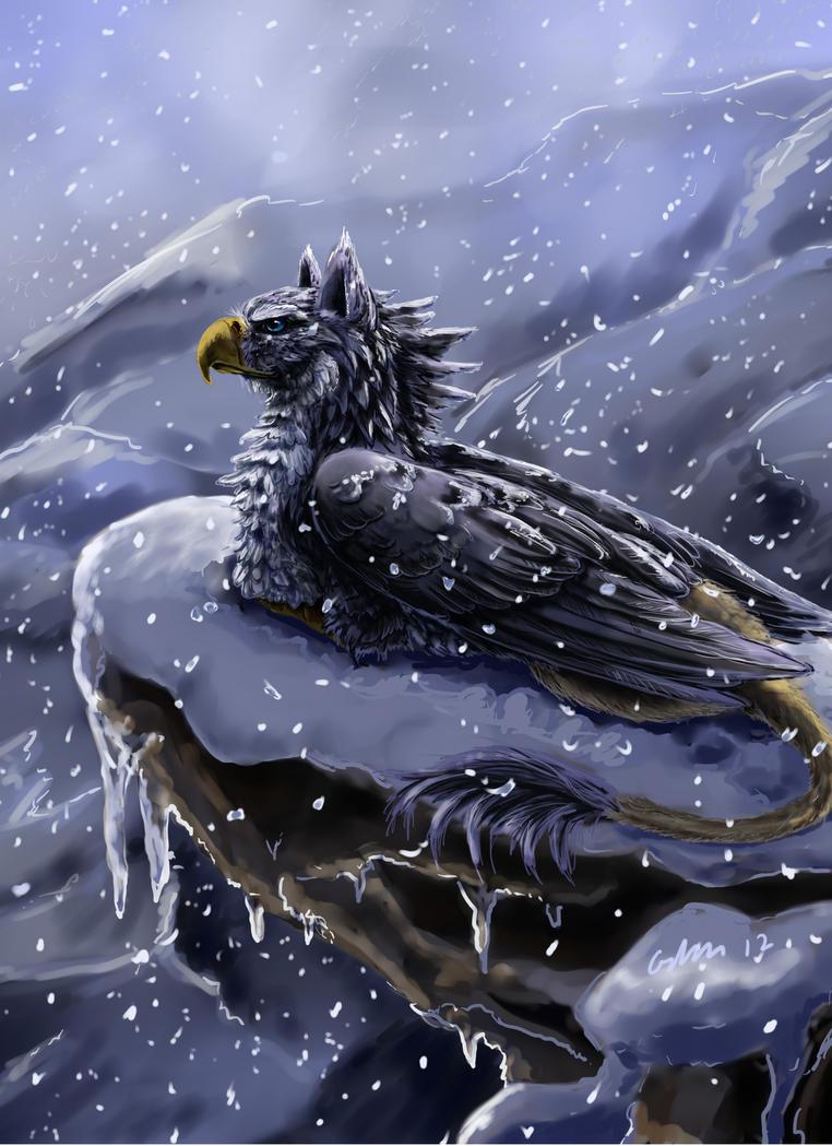 Silver's Winter Morning by SilverFlight