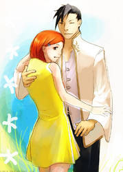 Orihime+Ling