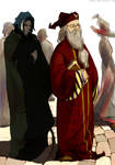 HP: Snape and Dumbledore