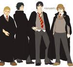 HP: 7th year Marauders