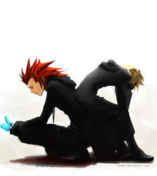 KH: Two