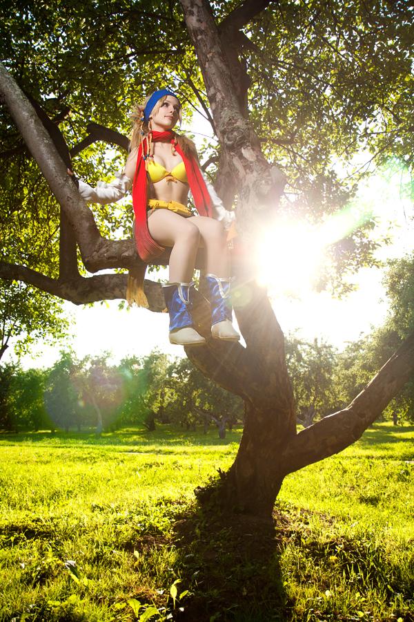 Final Fantasy X - Rikku by mchechenev