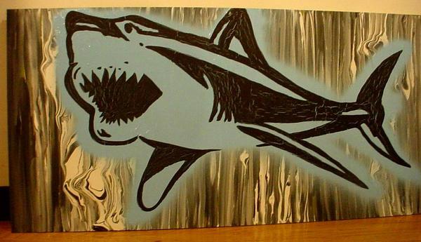 Look, it's Jaws by chrispjones