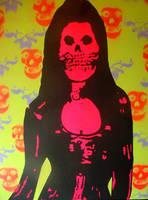 Skull Chix by chrispjones