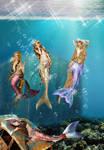 Queens Mermaids