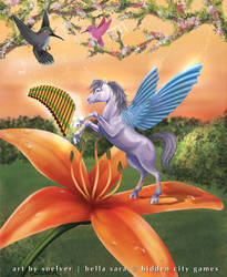 Hummingbird - Royalty