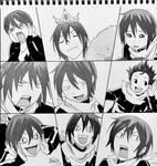 Yato Collage