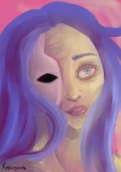 Painting Thing I Got Bored Of by Kotofurryarts
