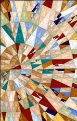 Sierpinski Spiral by pillemaster