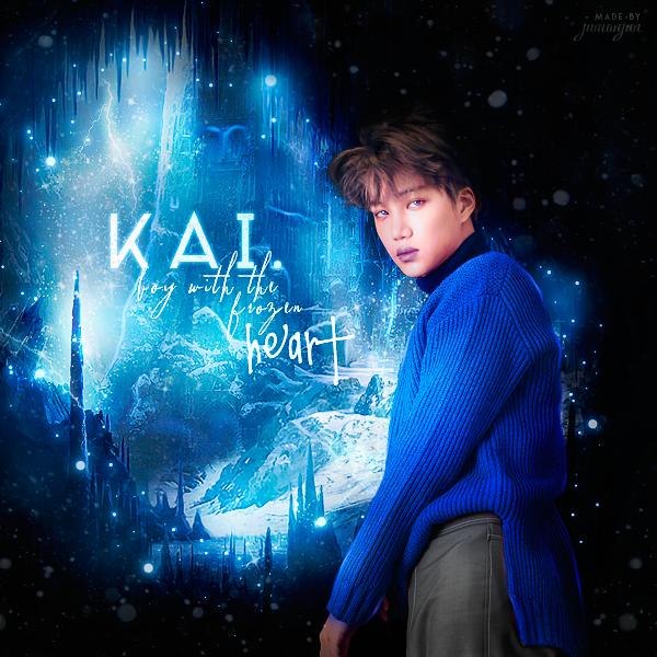 Kai, boy with the frozen heart by jumanjun