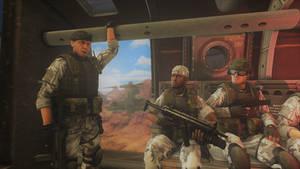 Half Life: Opposing Force Intro