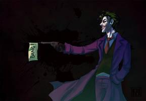 The Killing Joke by PaolaPieretti