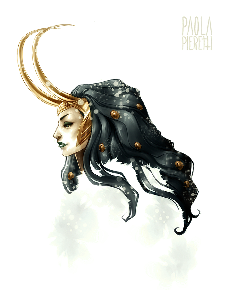 Lady Loki by PaolaPieretti