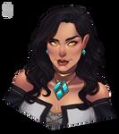 Commission - VioletGreen