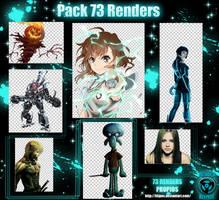 Pack 73 Renders by KLIPOX