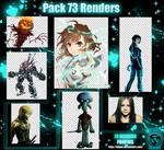 Pack 73 Renders