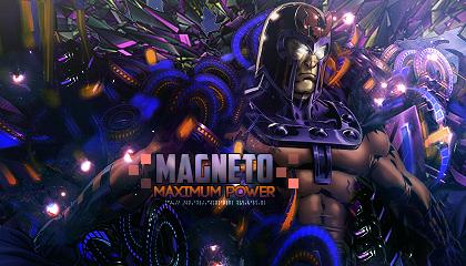 Magneto Maximum Power Tag by KLIPOX