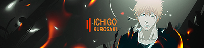 Ichigo Kurosaki Tag by KLIPOX