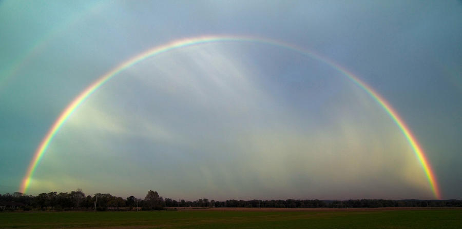 Double Rainbow 1- HDR by LakeFX