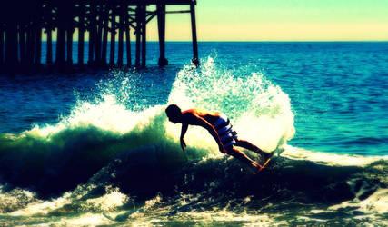 Surfin' USA by MiniWookie