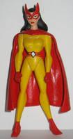 Golden Age Batwoman custom