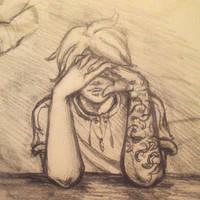 Despair by Llavella