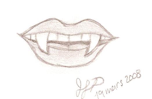 Vampire Mouth By Gtqgrl On Deviantart