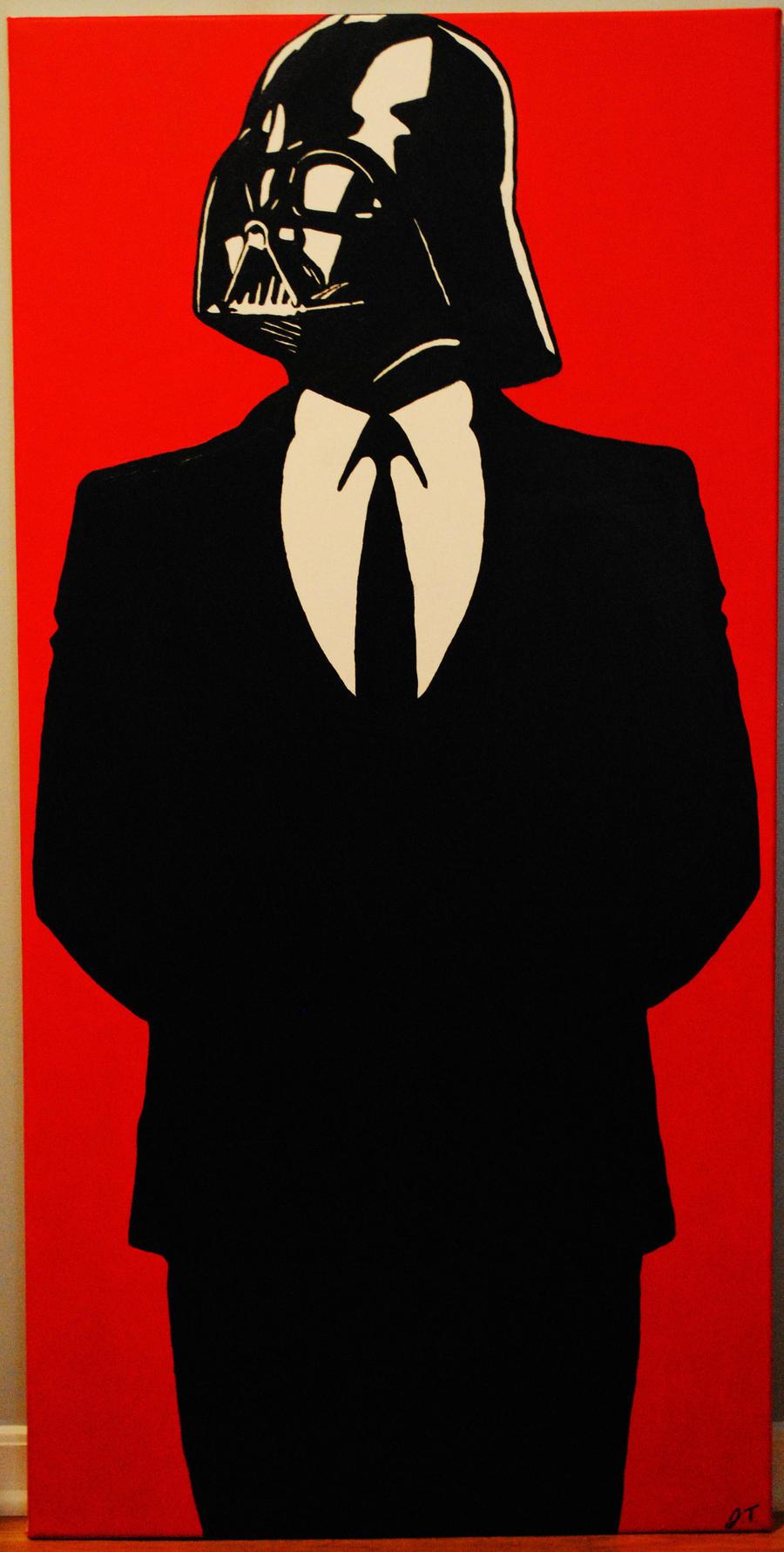 Suit Vader by justinturcotte on DeviantArt