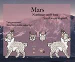 Mars Full Reference by coonuki