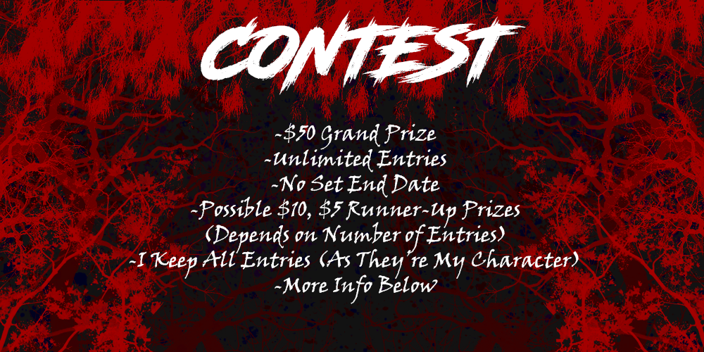 $50 Art Contest by Aconitira