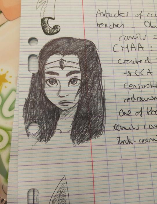 Wonder Woman by Fyreah