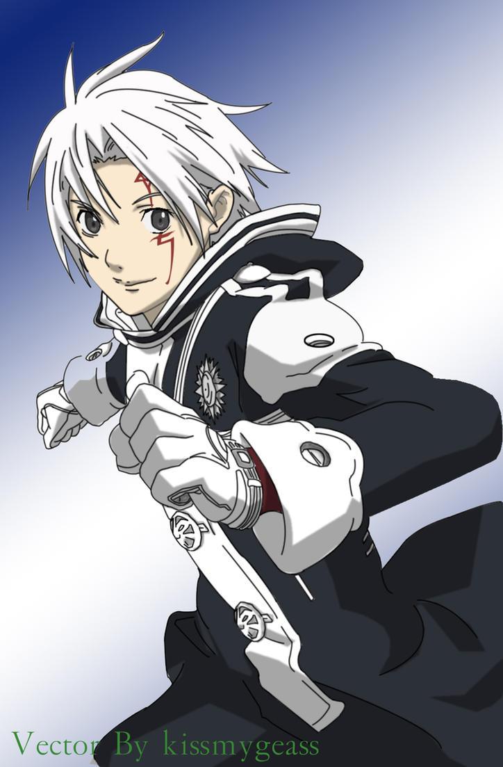 Ficha de Tsukineko Hikaru :3 D_Gray_man___Allen_Walker_2_by_Kissmygeass