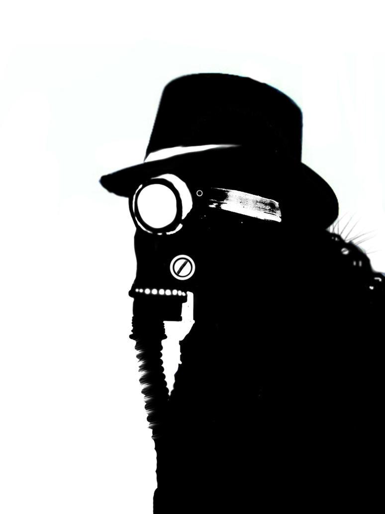 gasmask by DarkMatteri...