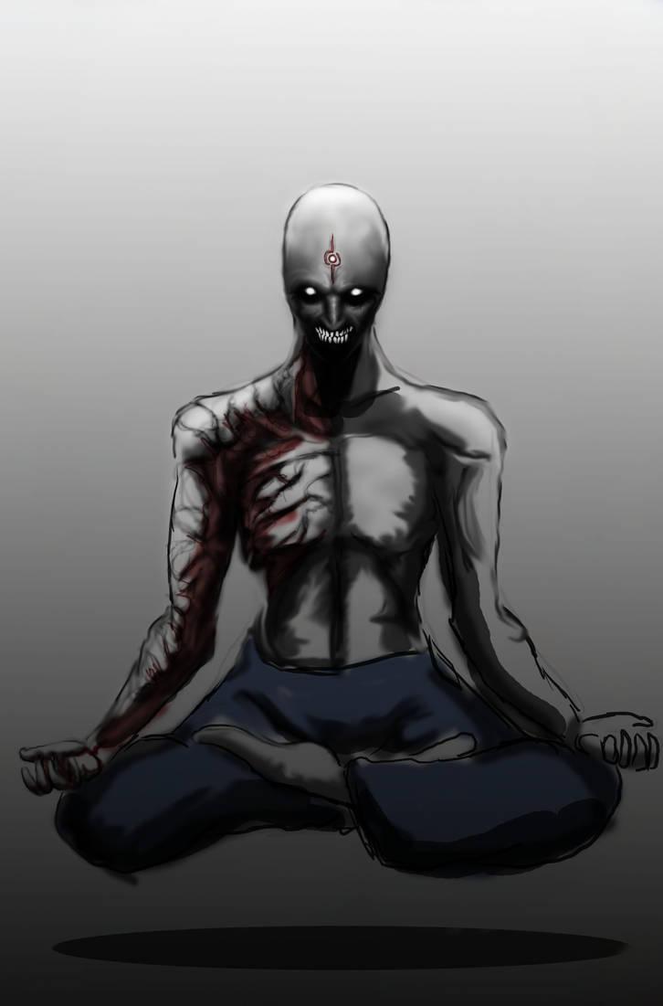broken body by DarkMatteria