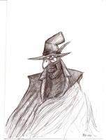 masquerade by DarkMatteria