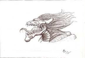 charlie the wacky demon by DarkMatteria