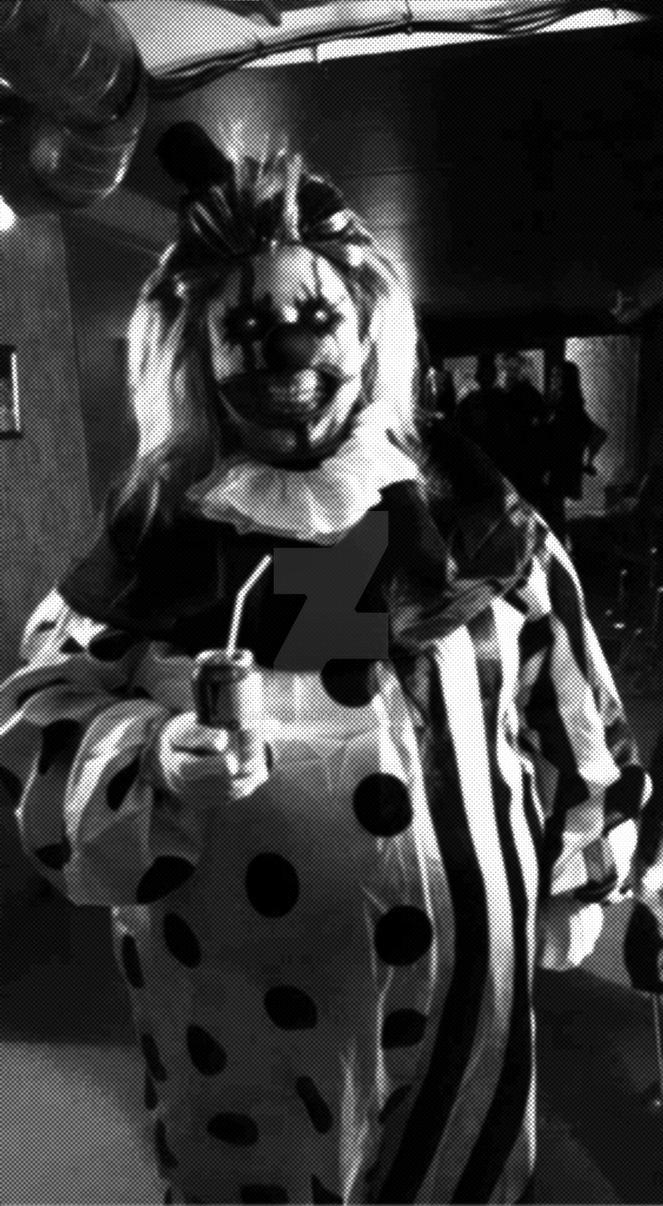 Clowning around by DarkMatteria