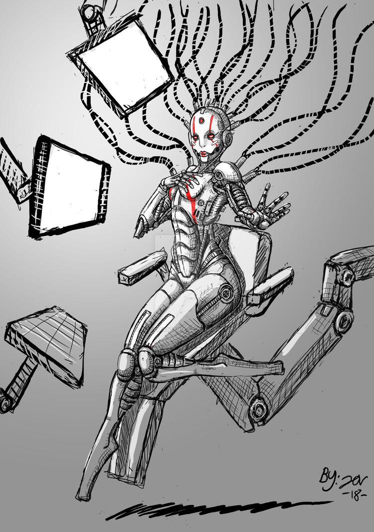 Operator by DarkMatteria