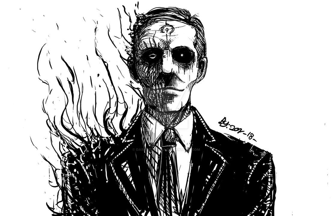 Lovecraft by DarkMatteria