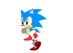 Sonic 1 Style Walk by FIFE-Productions