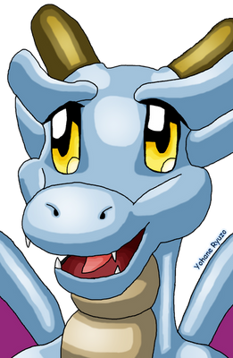 Whtdragon Cute Dragon