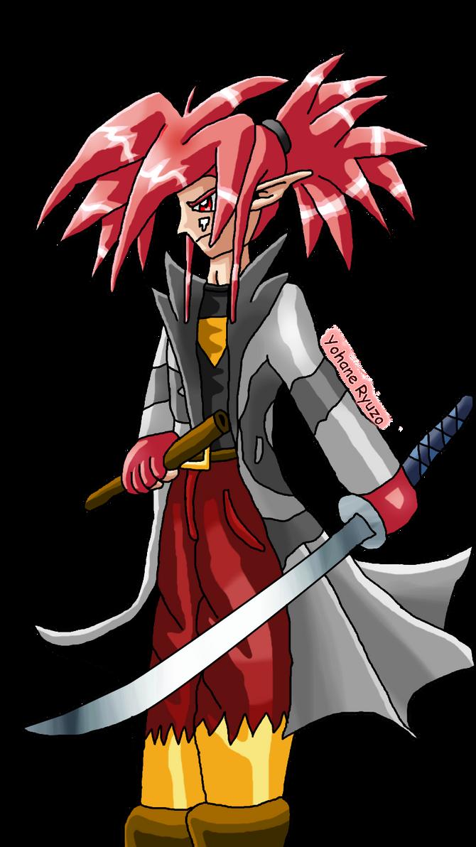 Samurai Jaichi Bust Pose